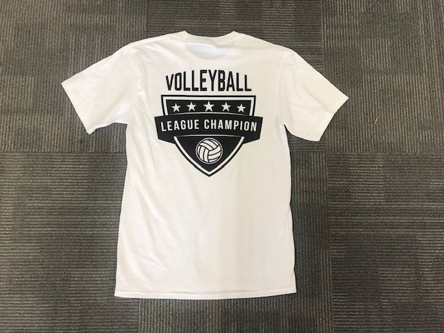 Beach Volleyball 2019 Extra Champ T-Shirt Orders