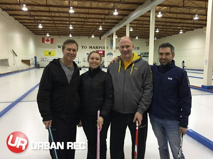 2016 Winter Curling