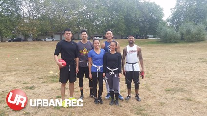 2016 Summer Flag Football