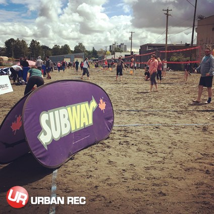 2017 SUBWAY® Spring Fling Beach Volleyball Tournament