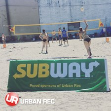 2017 SUBWAY® Summer Heat Volleyball Tournament